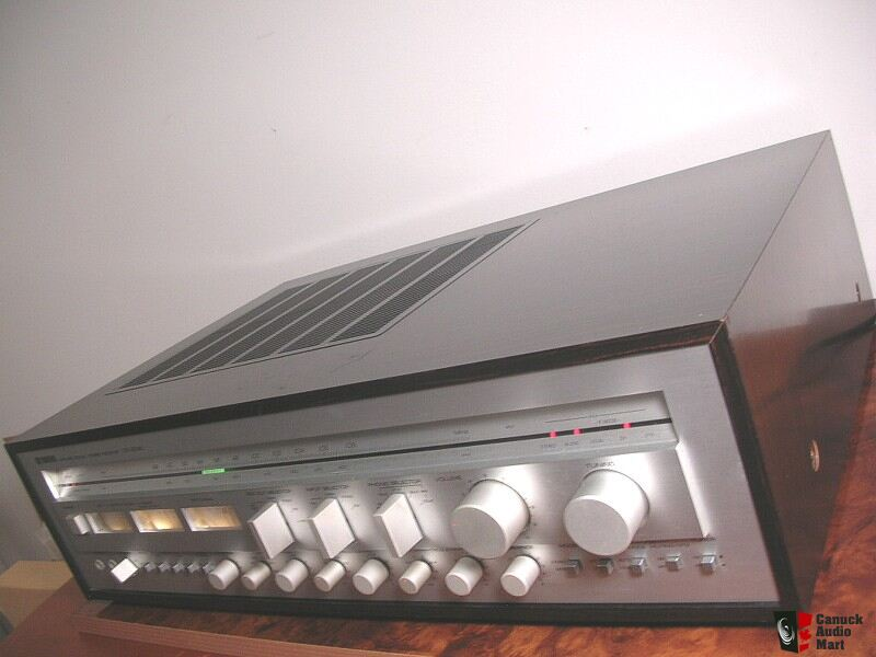 Yamaha Cr 2040 Totl High End Monster Receiver 120 Wpc