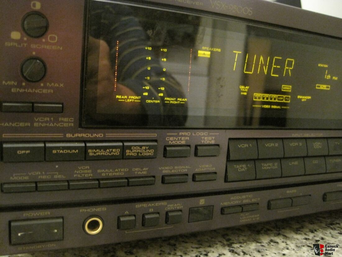 Pioneer VSX-9500S AM/FM Stereo Receiver Photo #2030352 - UK Audio Mart