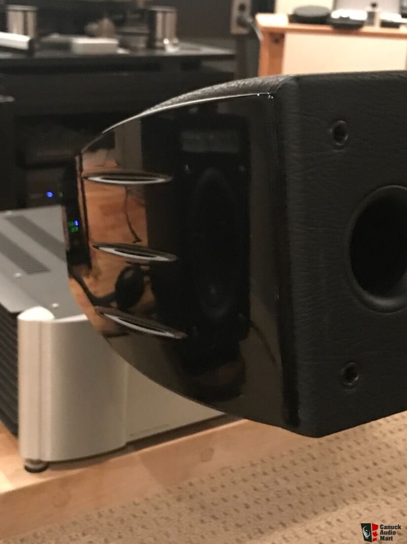 Sonus Faber DOMUS Center channel with Factory Stand for pair