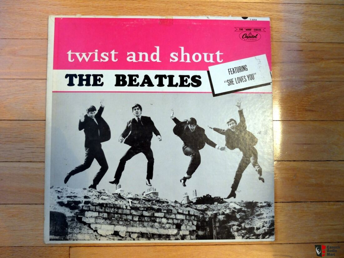 The Beatles - Twist and Shout 1964 mono