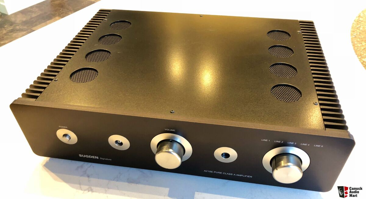 Sugden A21SE Integrated Amplifier