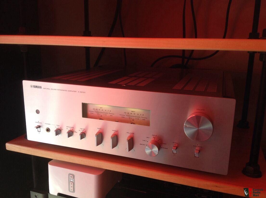 Yamaha AS-2100 Photo #2060946 - US Audio Mart