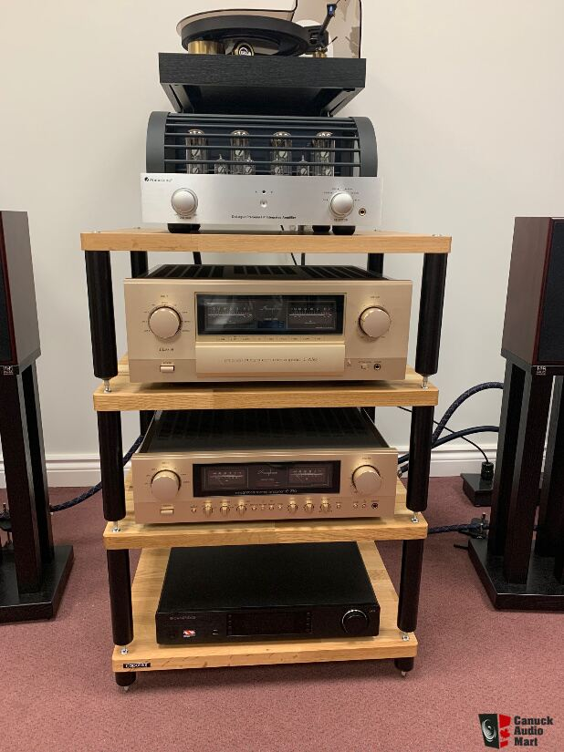 Accuphase CLASS-A Precision Integrated STEREO Amplifier E