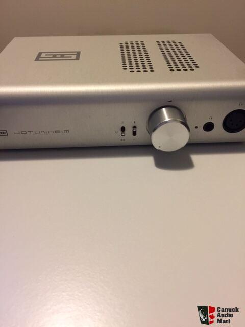Schiit Jotunheim with Balanced DAC (USB) Photo #2084362 - UK