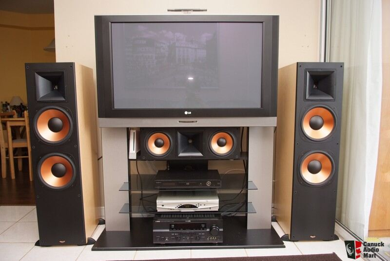 klipsch rf 7 photo 210406 canuck audio mart. Black Bedroom Furniture Sets. Home Design Ideas