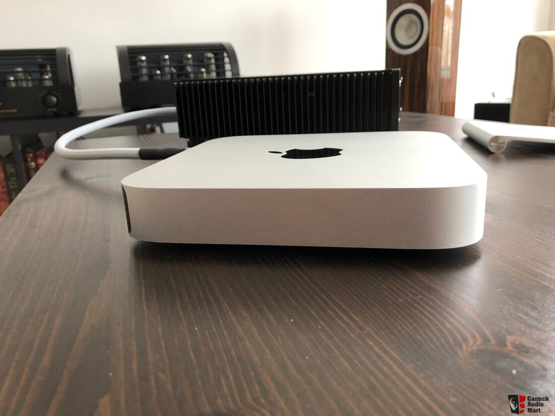 2014 Mac Mini with Uptone Linear Power Supply conversion kit