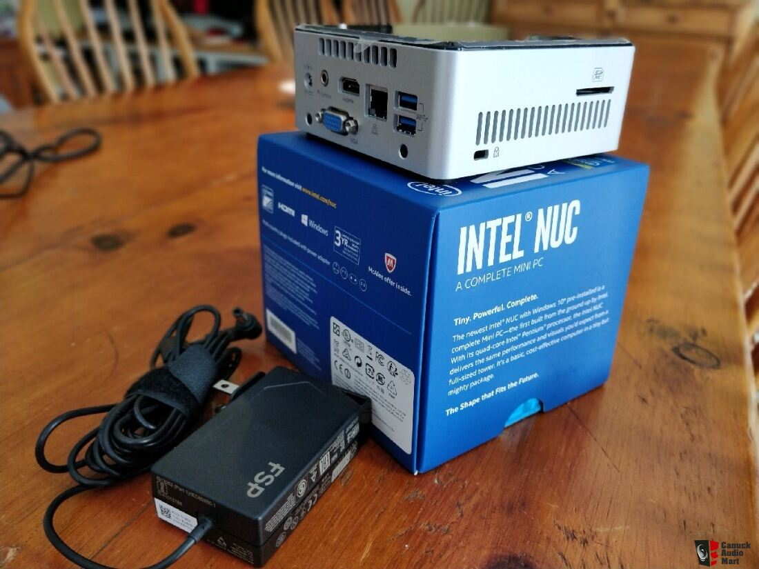 Intel NUC JRiver server/streamer Photo #2186457 - UK Audio Mart