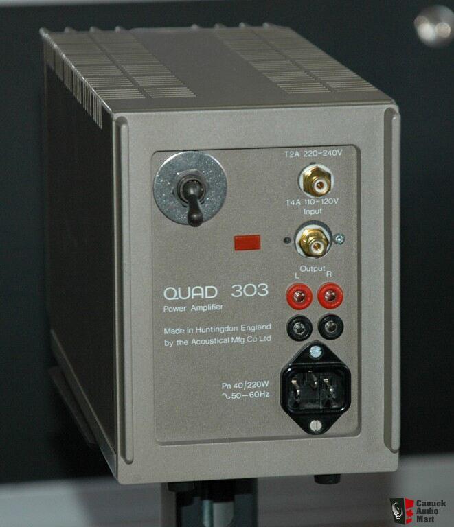 Vintage Power Amplifier 32