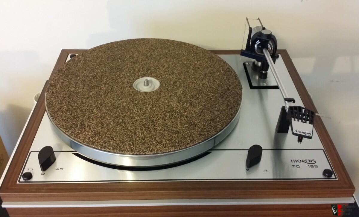 Thorens TD-165 Turntable SALE Pending to Tom Photo #2236495