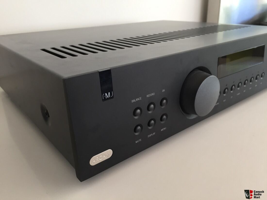 Arcam FMJ A38 Integrated Amp Photo #2238212 - UK Audio Mart
