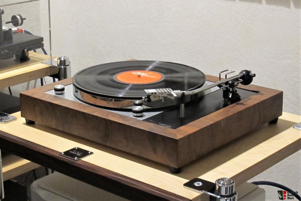 Thorens TD-150 MKII AB with Stanton 681 EEE - EXCELLENT !!! Photo