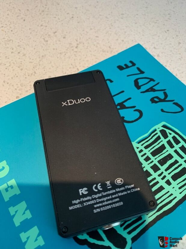 XDuoo X10T II Lossless Audio HiFi Music Player Digital Player Photo