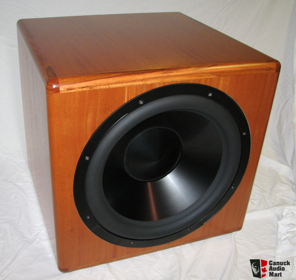 Post your sub history avs forum home theater for L ported box dimensions