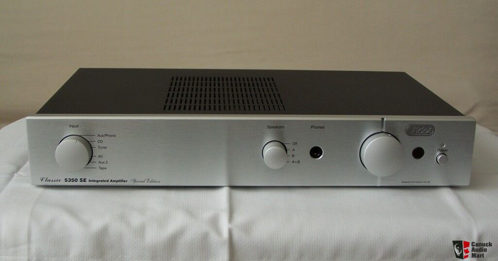 Creek Classic 5350SE Integrated Amp Photo #248172