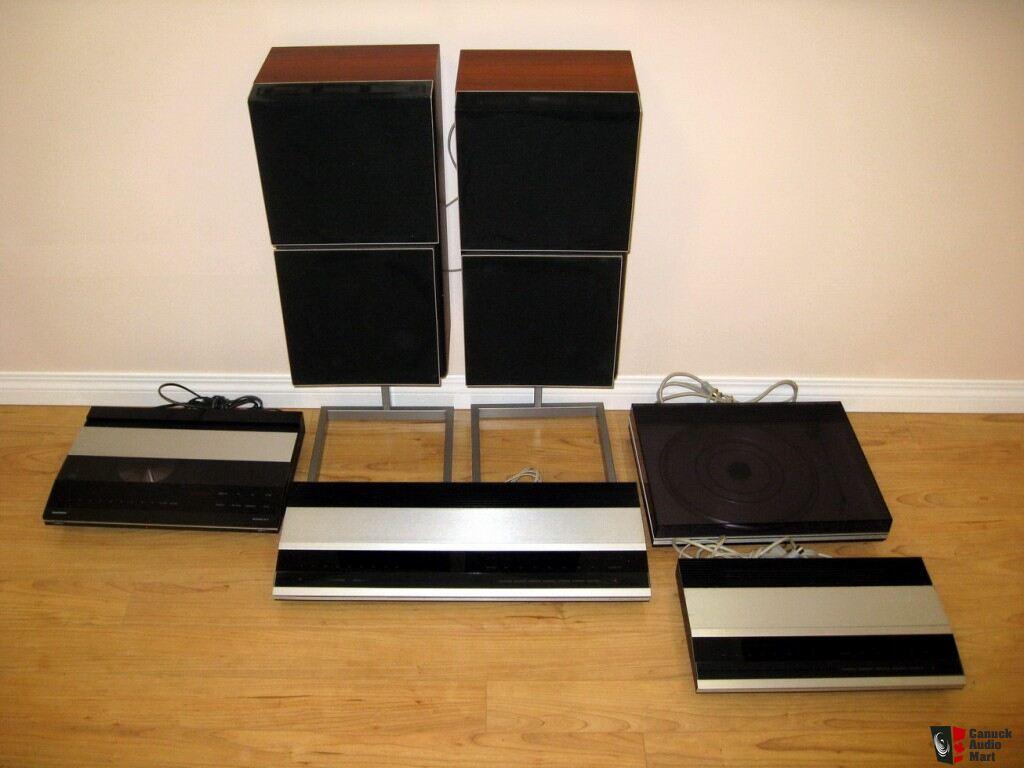vintage bang olufsen sound system price to sell. Black Bedroom Furniture Sets. Home Design Ideas