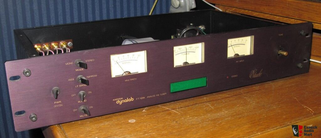 Magnum Dynalab Ft 101 Etude As Is Photo 244268 Us Audio