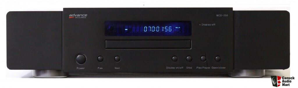CD Player Advance Acoustic MCD 200
