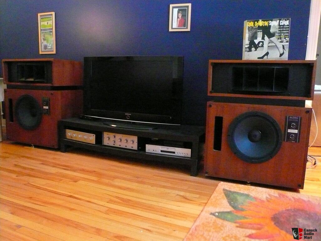 Altec model nineteen - Altec 19 Photo #252705 - Canuck Audio