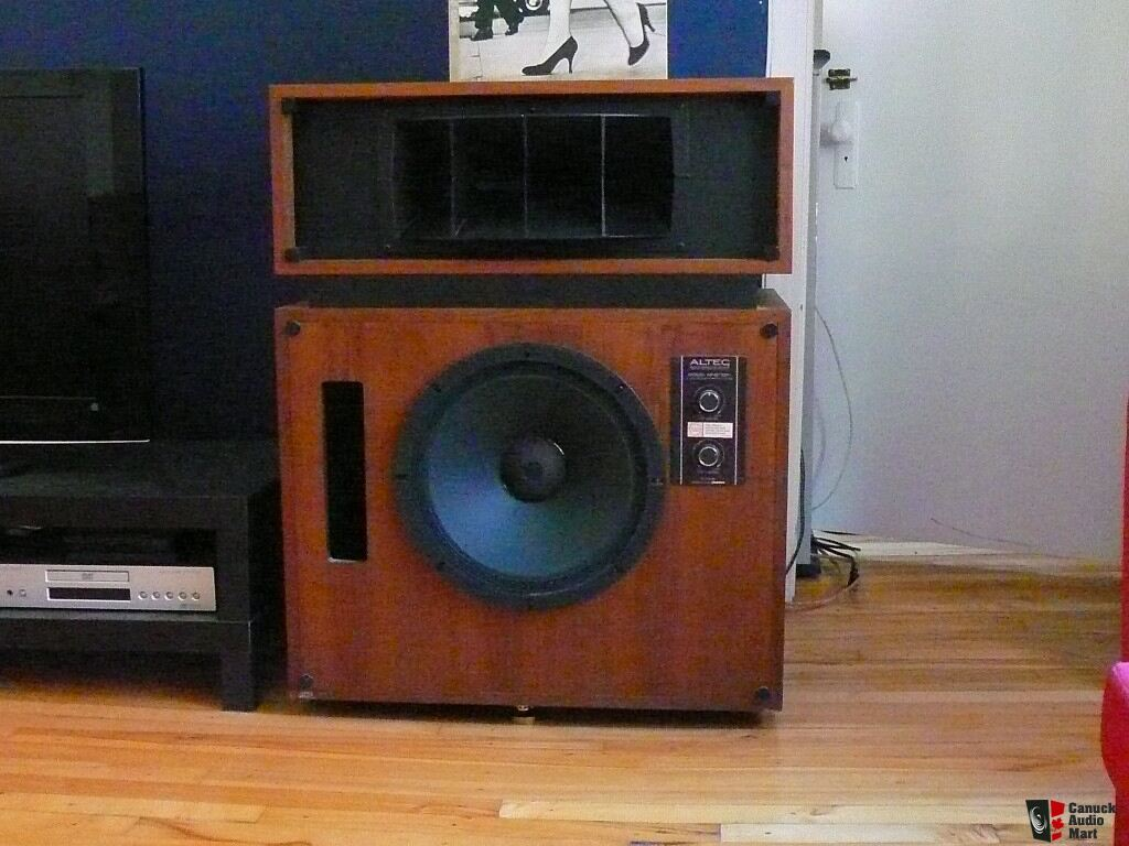 Altec model nineteen - Altec 19 Photo #252707 - Canuck Audio