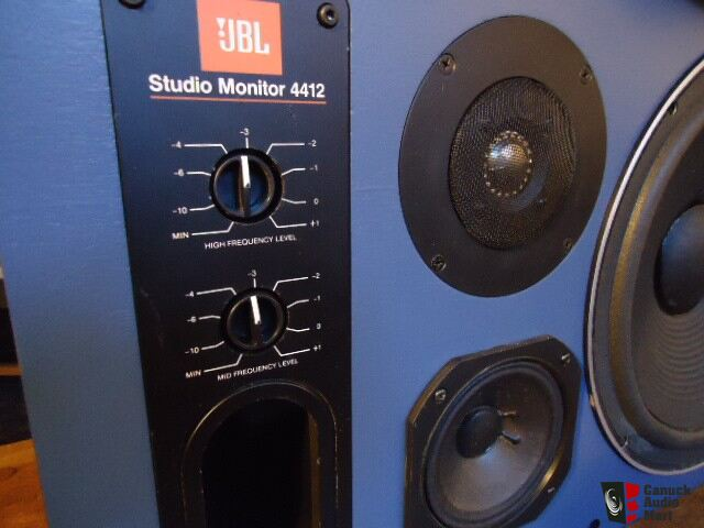 jbl 4412. jbl 4412 studio monitor speakers *reduced* jbl