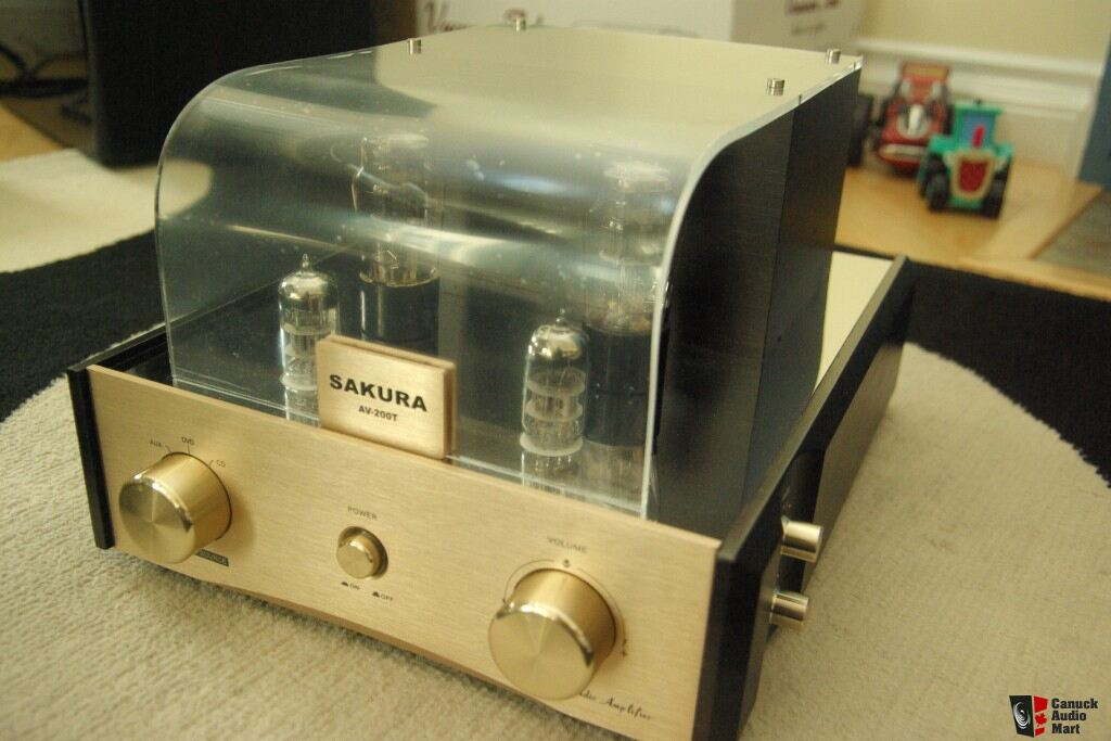 SAKURA Vacuum Tube Amplifier (Integrated)