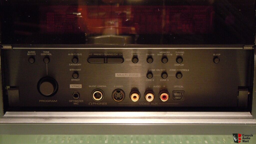 yamaha rx v1800 7 1 channel digital home theatre receiver