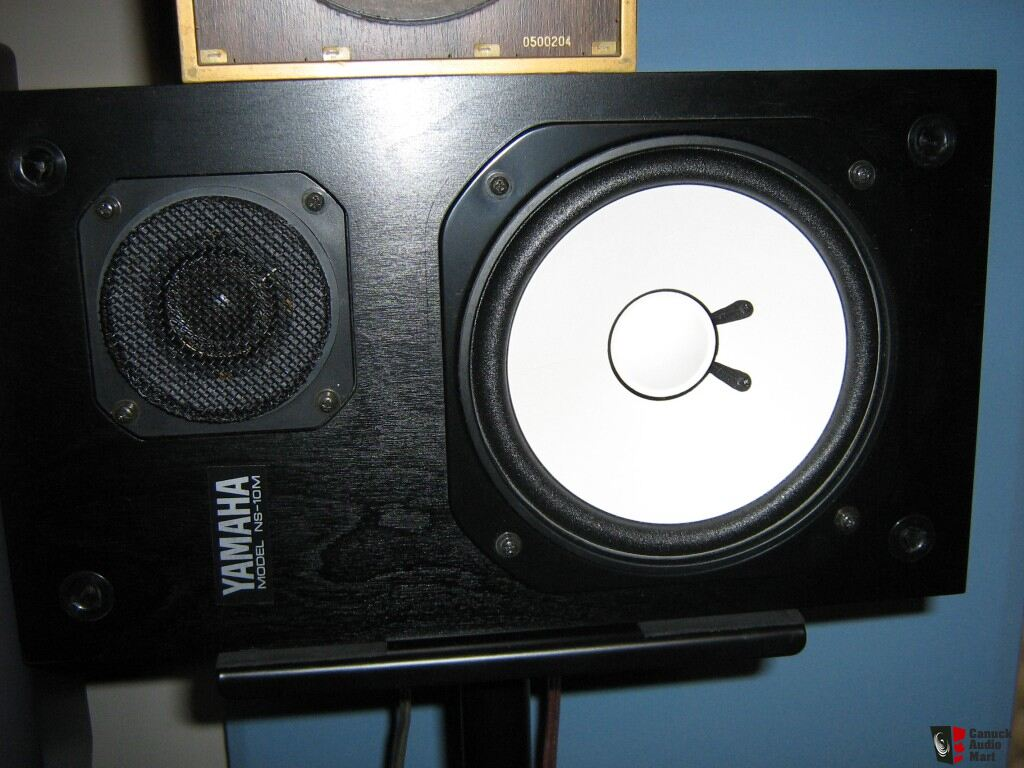 yamaha ns 10m studio monitors speakers photo 296081. Black Bedroom Furniture Sets. Home Design Ideas