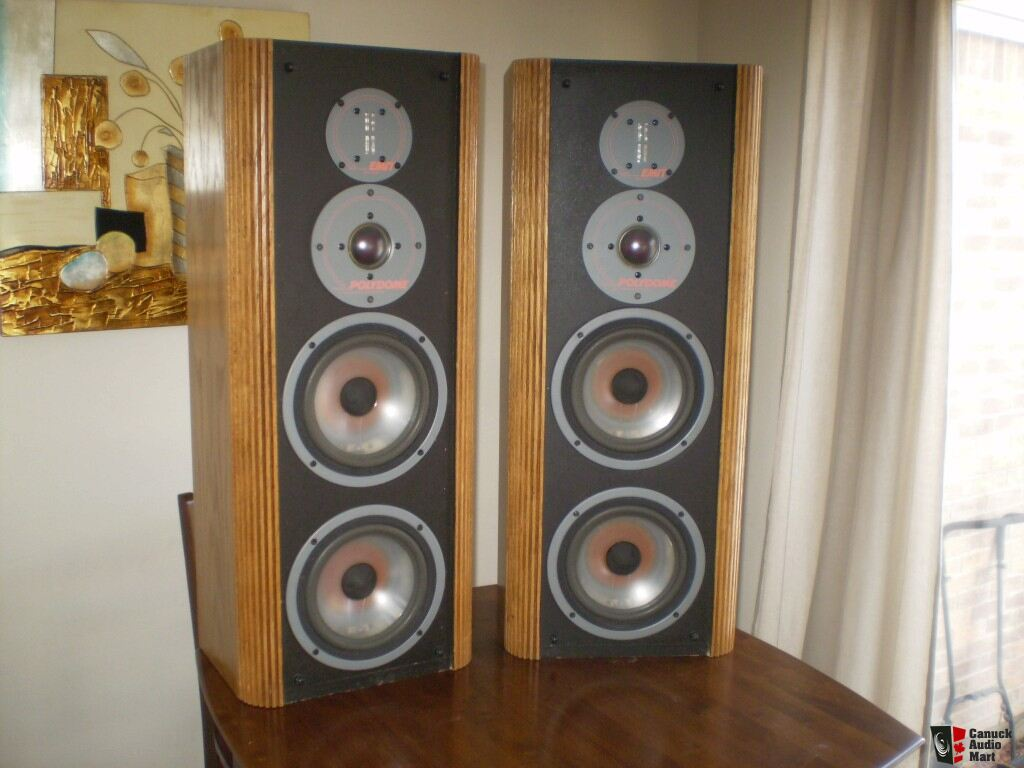Vintage Infinity Rs4 Speakers Photo 301241 Canuck Audio Mart