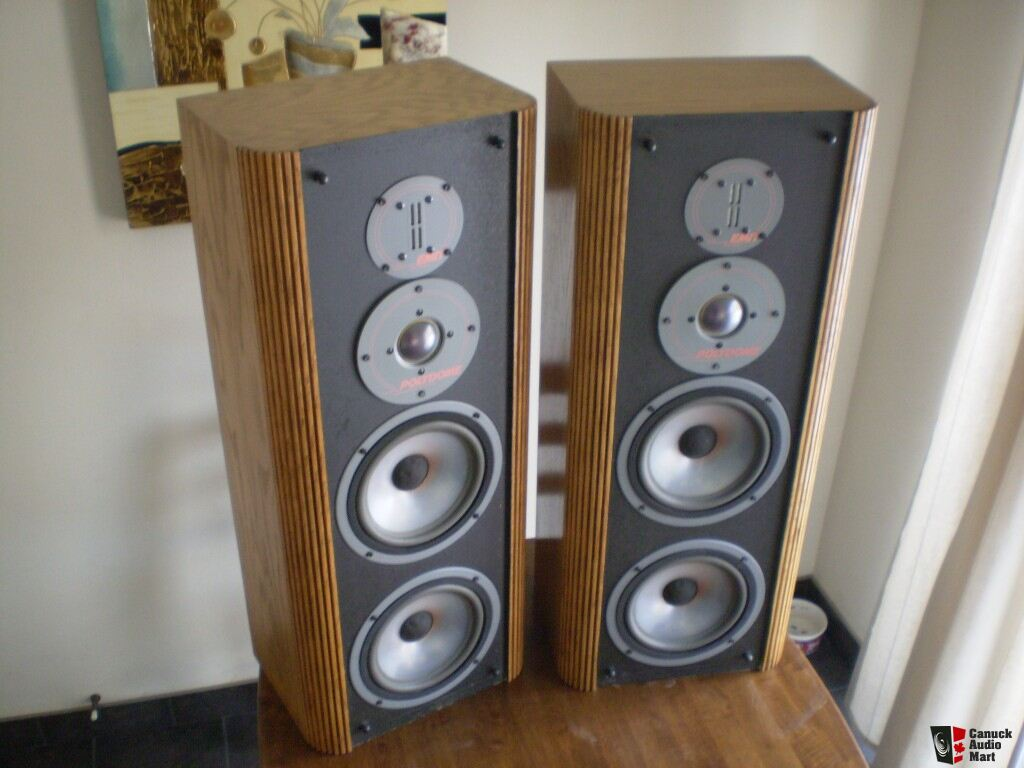 Vintage Infinity Rs4 Speakers Photo 301242 Canuck Audio Mart