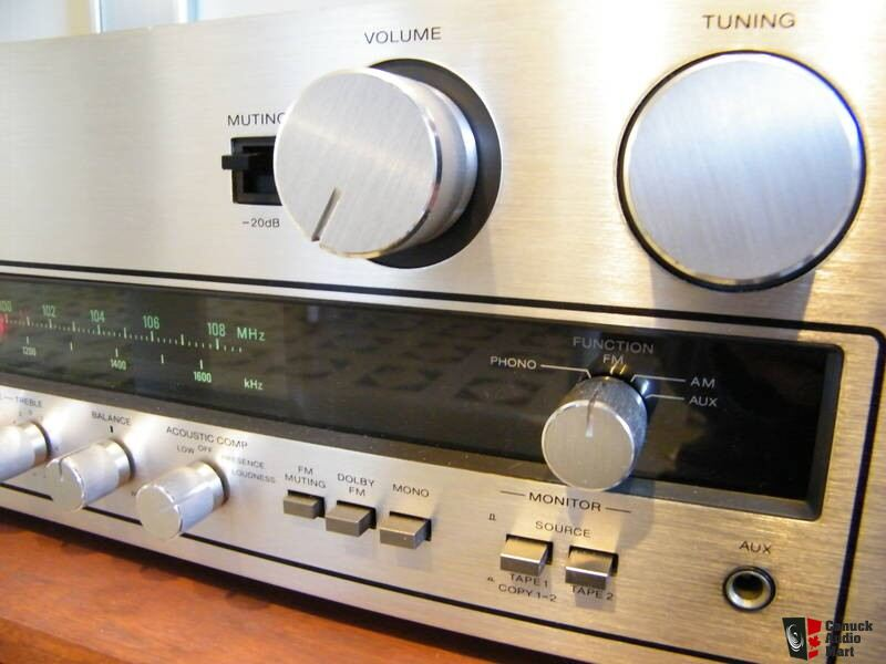 SONY STR-4800SD, vintage receiver
