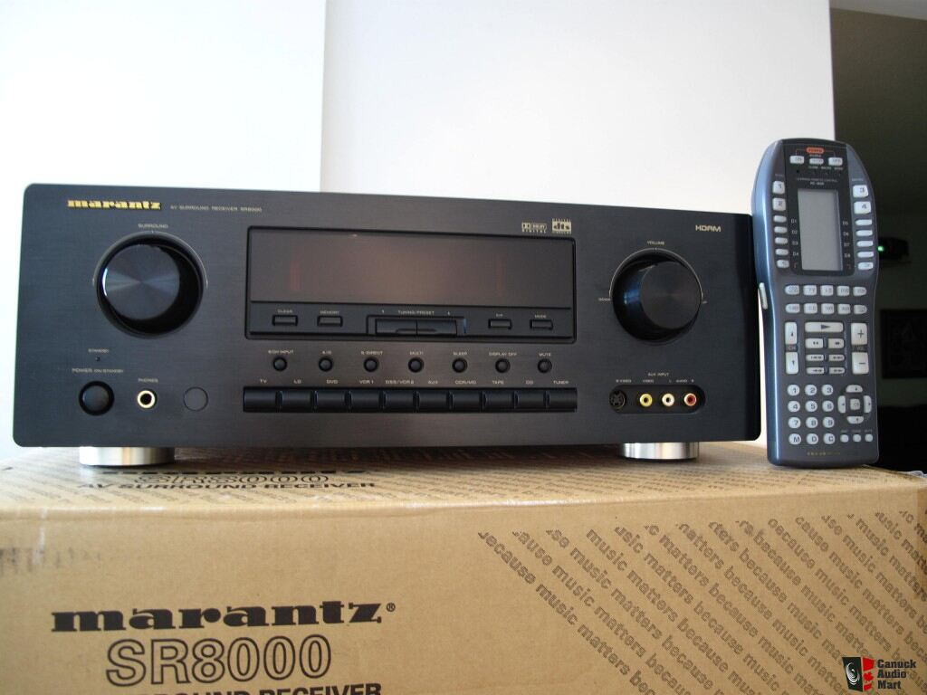 Marantz Sr8000 Receiver Photo 321665 Canuck Audio Mart