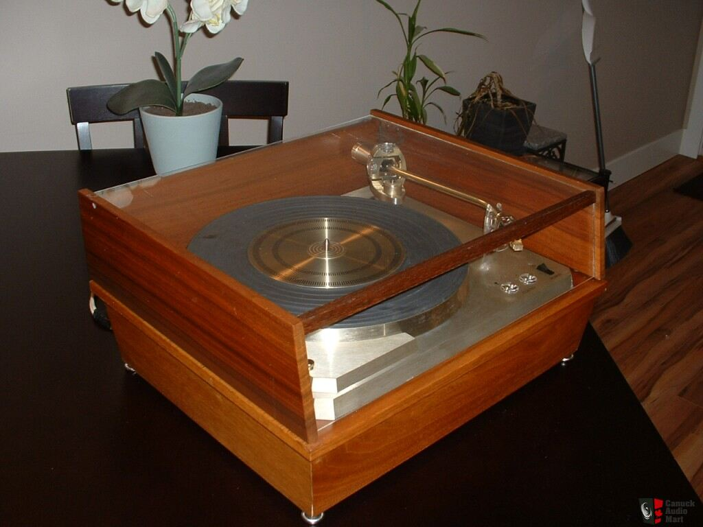 Empire 698 Turntable Sale Pending To Princegeorge