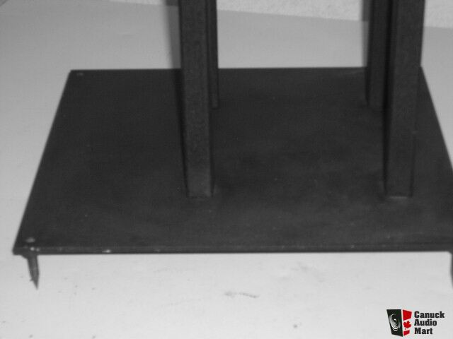 Solid Steel 20 Quot 4 Post Speaker Stands Photo 340890