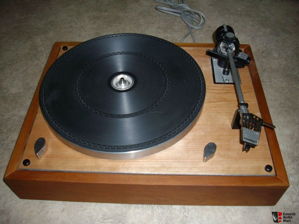Thorens 160 Turntable Thorens Td-160 Turntable