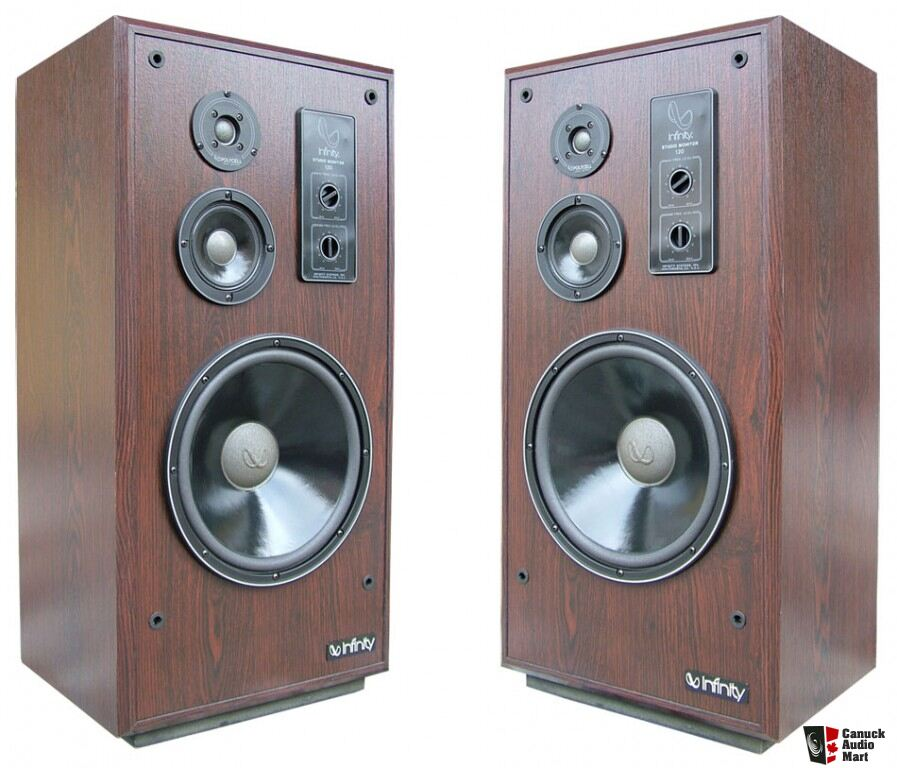 Vintage Infinity Speaker 75