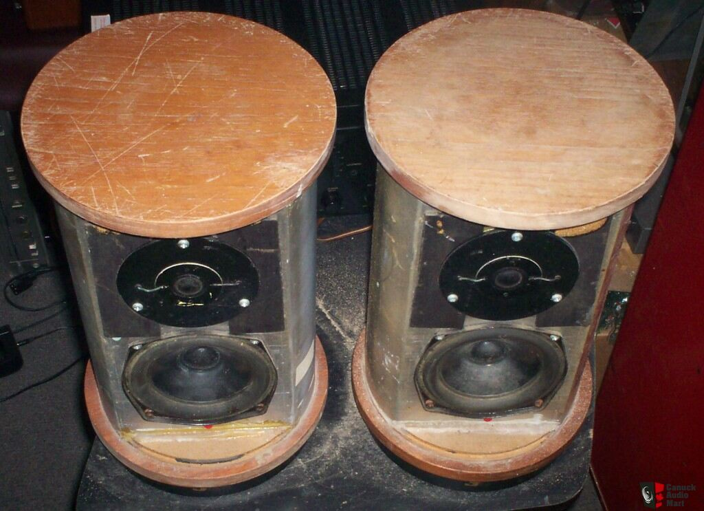 Model JR149 loudspeakers BBC Monitors