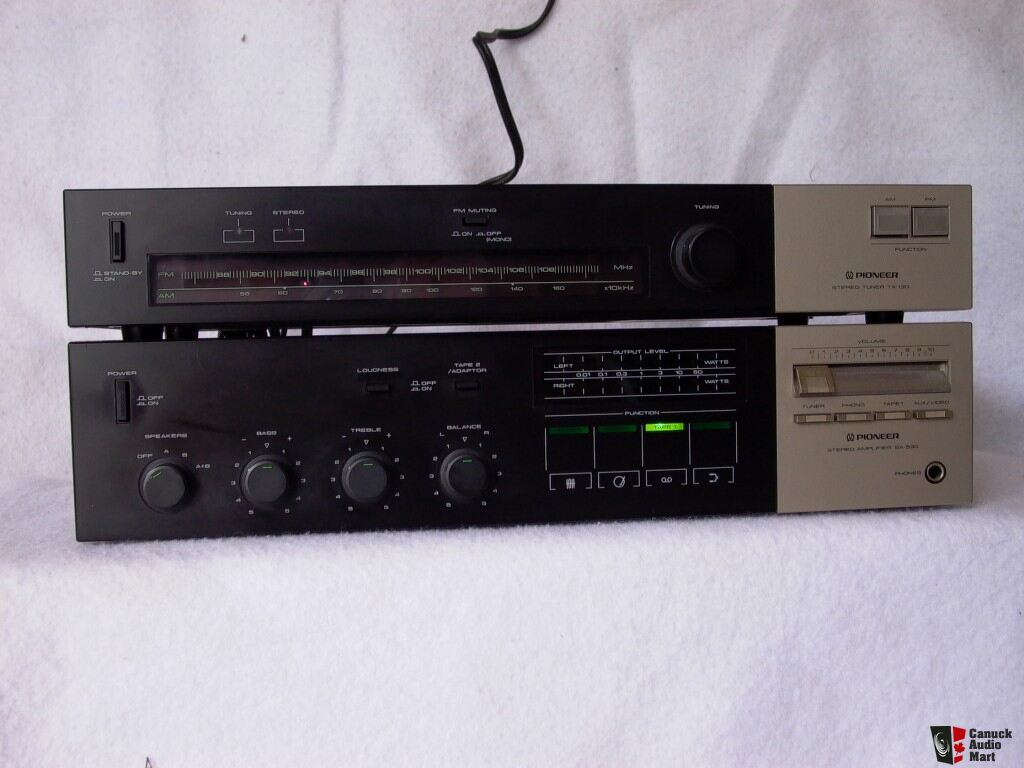 Large Selection Of Quality Audio From 70s 90s Pioneer