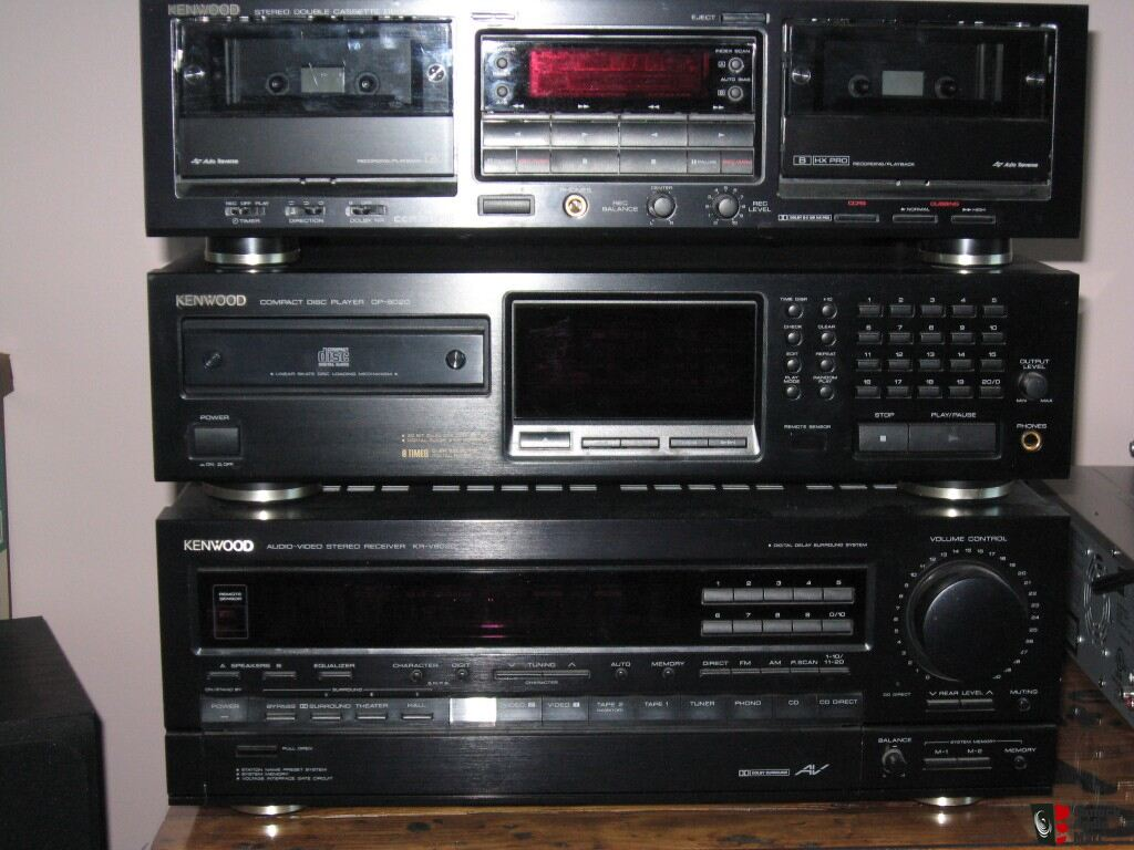 Used Kenwood Home Stereo