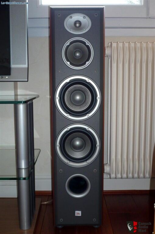 Jbl Northride E80 Tower Speakers Photo  368595