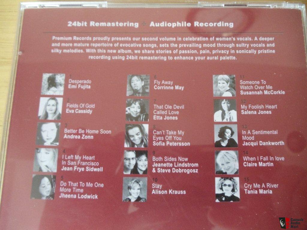 Best Audiophile Voices Ii 24bit Remaster Photo 370526