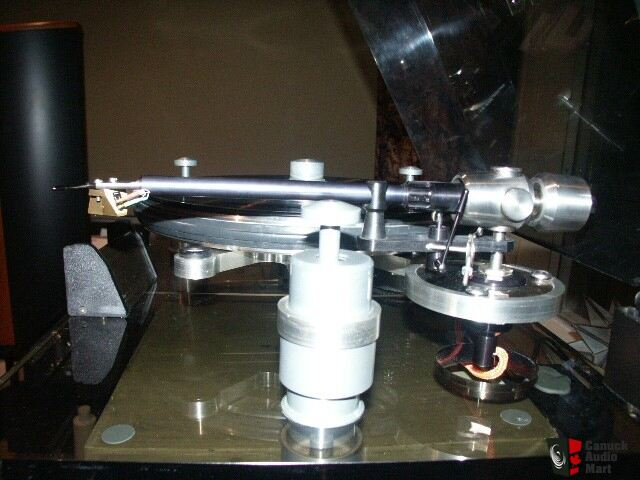 Oracles of Delphi Oracle Delphi mk ii Turntable