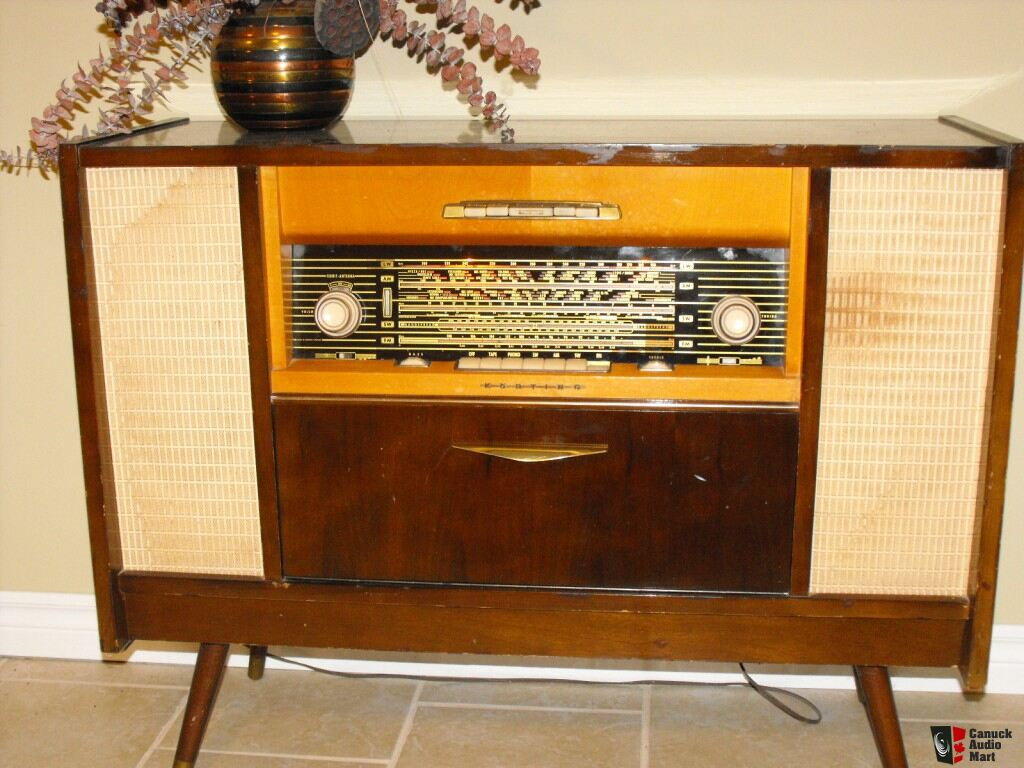 vintage stereo cabinet antique stereo console images 28001