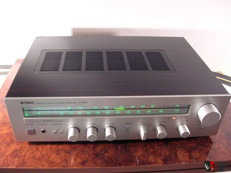 sale pending yamaha r 300 am fm stereo receiver for