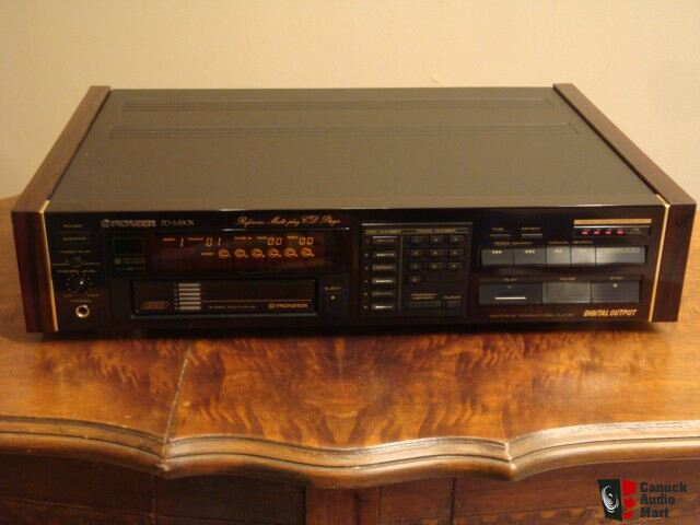PIONEER PD-M90X ( pre ELITE ) CD Player