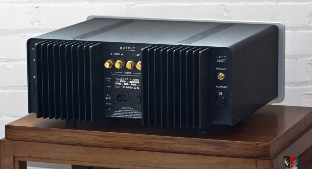 classe ca 200 power amplifier 200 w c photo 421466 canuck audio mart. Black Bedroom Furniture Sets. Home Design Ideas
