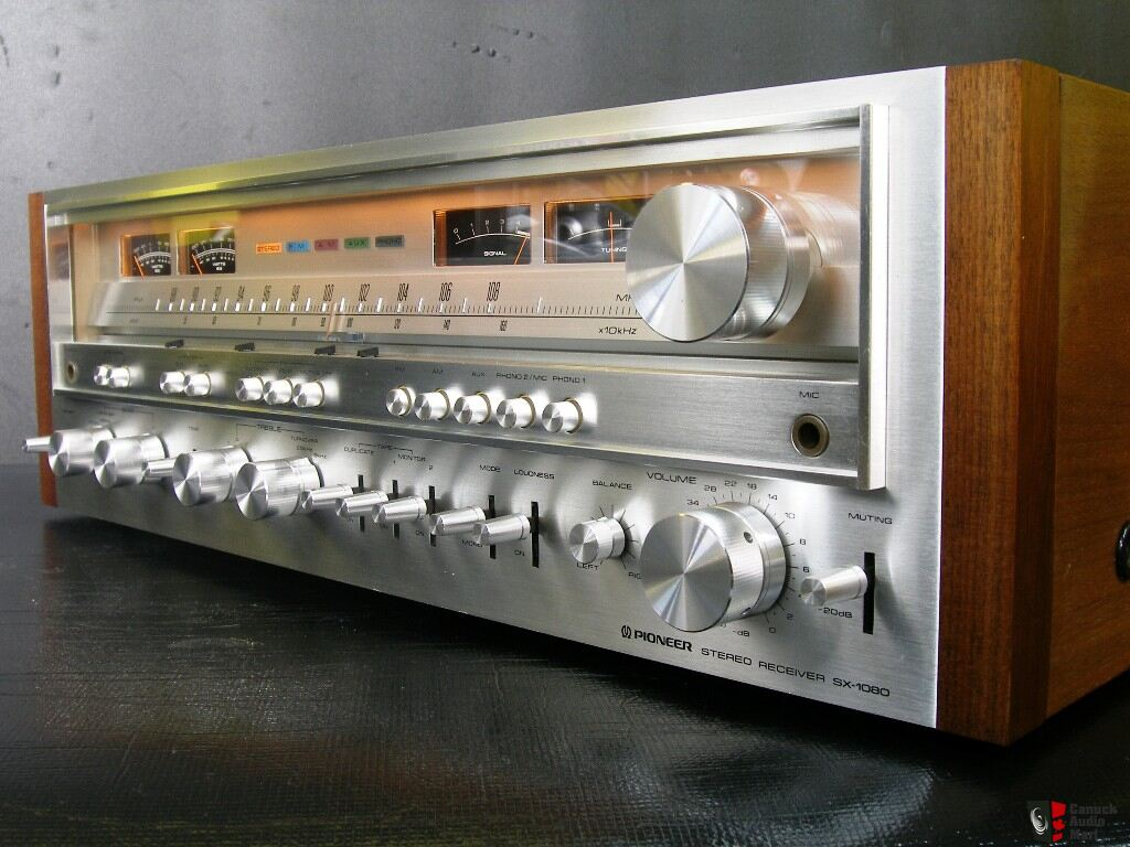 Pioneer Sx- 1080 Related Keywords & Suggestions - Pioneer Sx