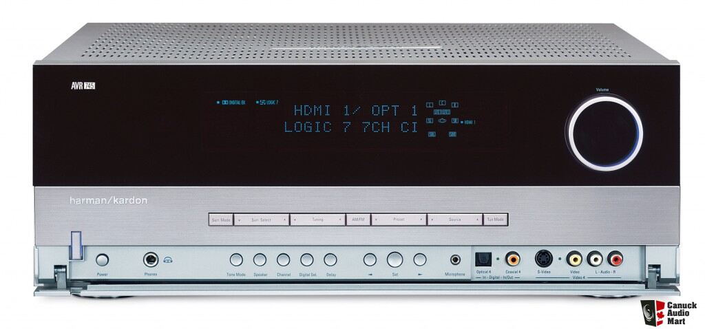 Harman Kardon Flagship AVR-745 7.1 Channel Home Theater Receiver