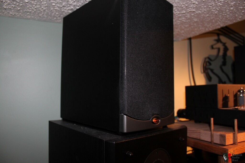 klipsch rb51 bookshelf speakers photo 455239 us audio mart. Black Bedroom Furniture Sets. Home Design Ideas