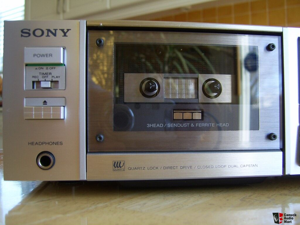 GUERRA CIVIL JAPONESA DEL AUDIO (70,s 80,s) 458437-sony_tck777i_topoftheline_vintage_cassette_deck_in_superb_museum_condition