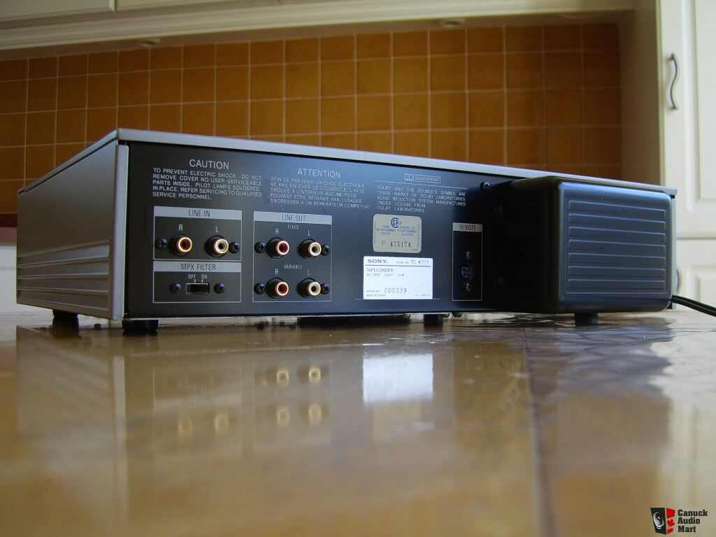 AKAI GX-W45 458441-sony_tck777i_topoftheline_vintage_cassette_deck_in_superb_museum_condition